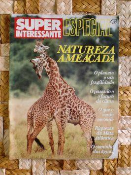 Super Interessante Especial – Natureza Ameaçada