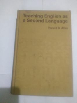 Teaching English as a Second Language: a Book of Readings